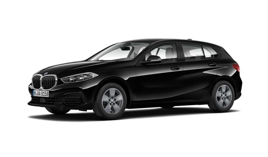 <p>BMW 116d inkl. Servicepaket (3 Jahre/40.000 km)*</p>
