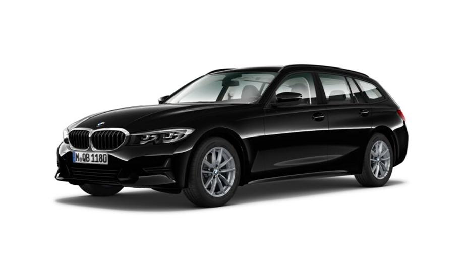 <p>BMW 320d Touring inkl. Servicepaket (3 Jahre/40.000 km)*</p>