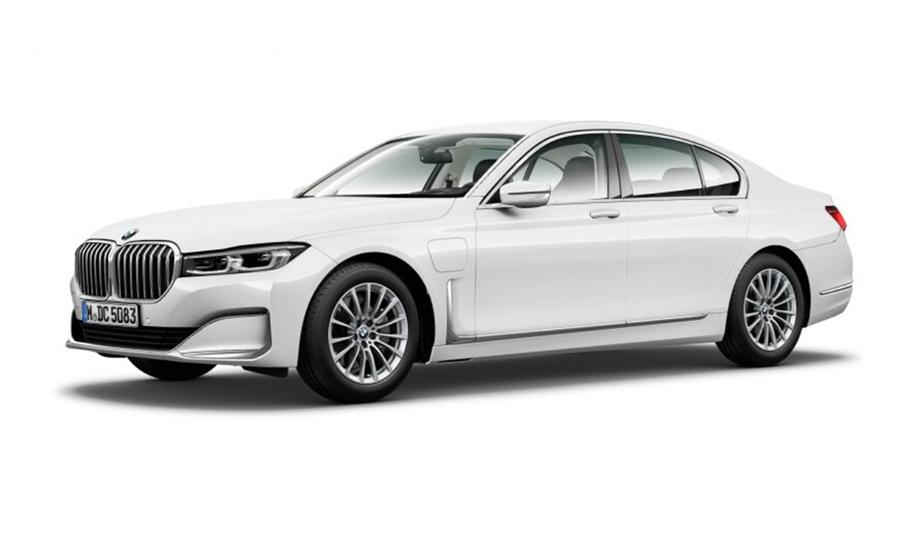 <p>BMW 745e iPerformance Limousine inkl. Servicepaket (3 Jahre/40.000 km)*</p>