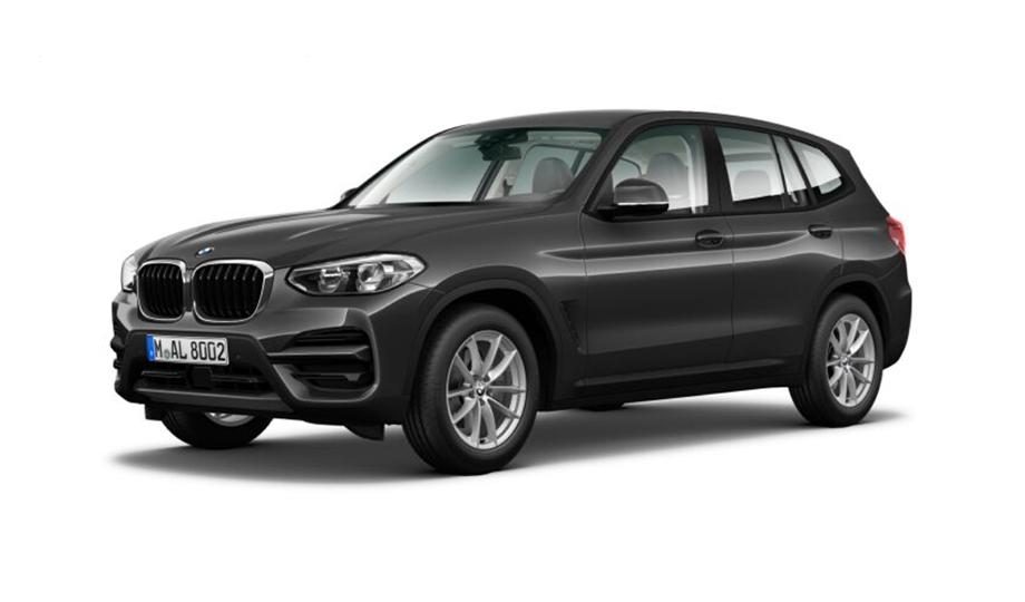 <p>BMW X3 xDrive20d inkl. Servicepaket (3 Jahre/40.000 km)*</p>