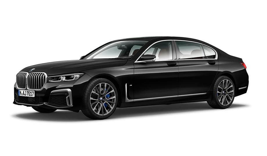 <p>BMW 730d Limousine</p>