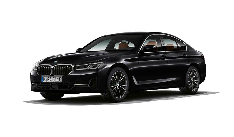 <p>BMW 520d Limousine</p>